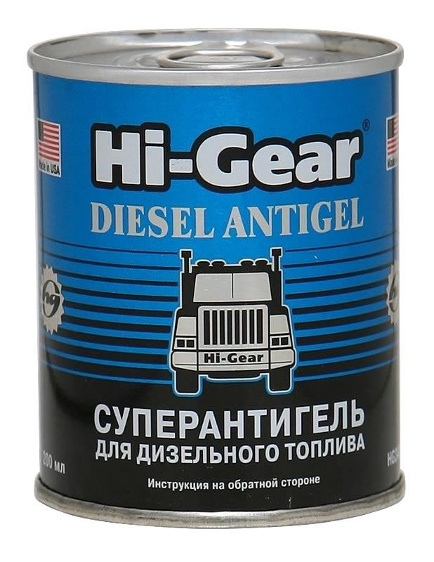 Суперантигель Hi gear Hg3422
