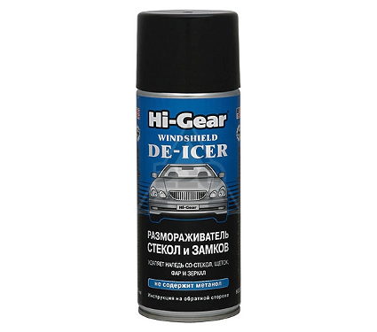 Размораживатель HI GEAR HG5632