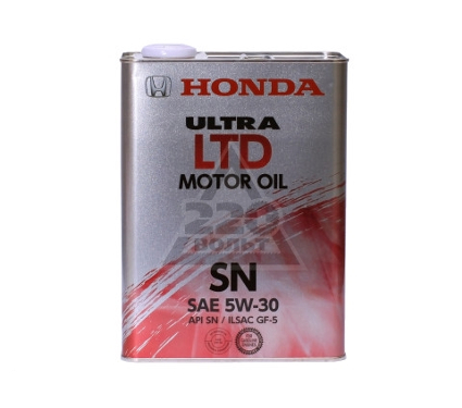 Масло моторное HONDA 08218-99974