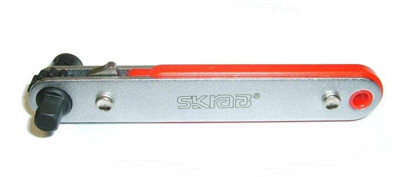 Трещотка Skrab 44196