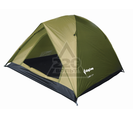 Палатка KING CAMP 3012 FAMILY Fiber
