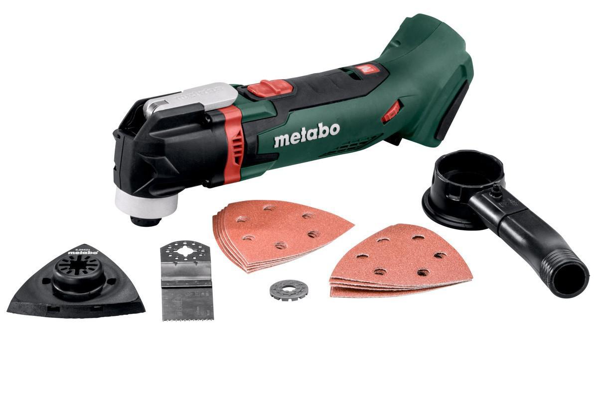 Реноватор Metabo Mt 18 ltx (613021890)  акк мультитул metabo mt 18 ltx 2х2 0ач metaloc