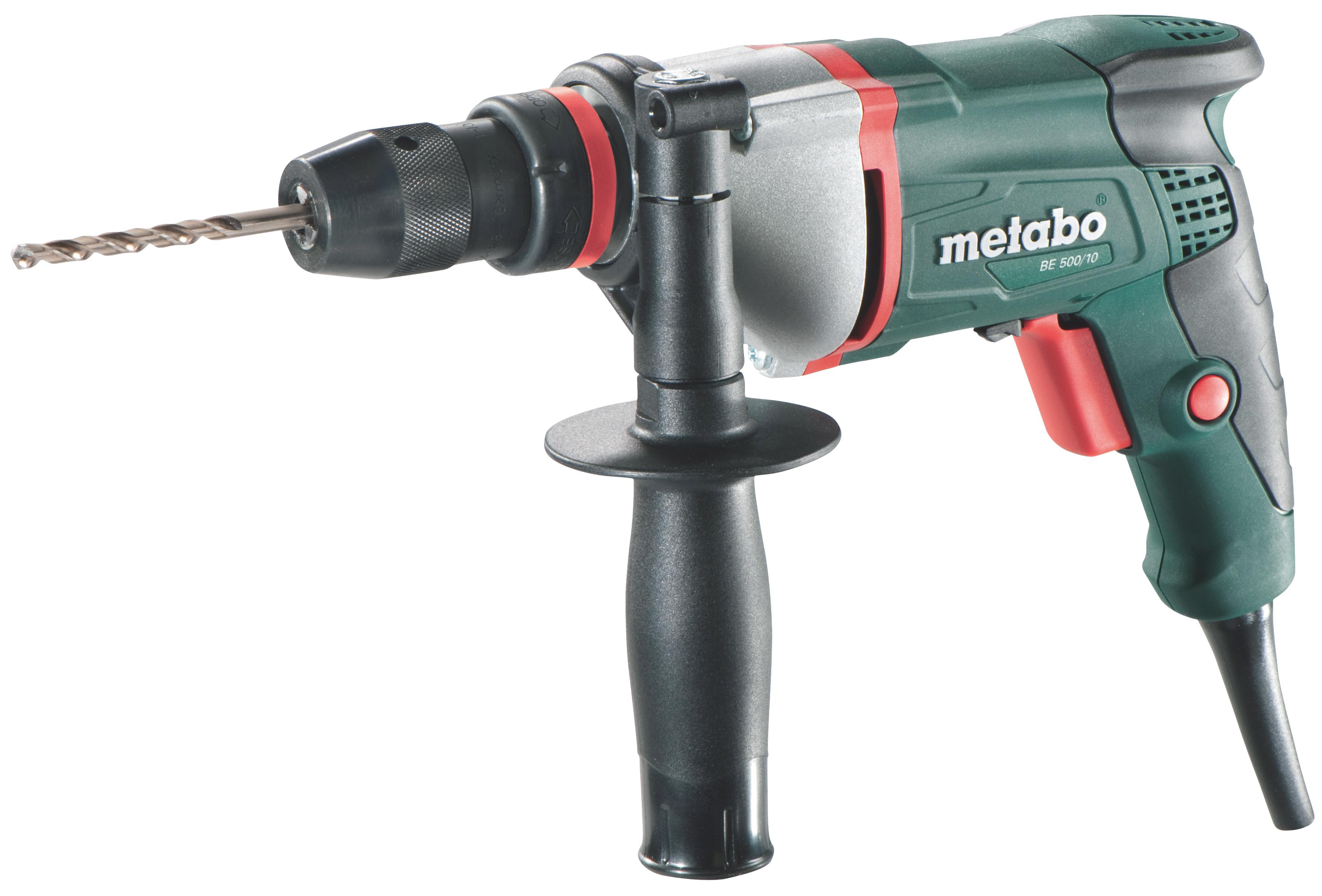 Дрель Metabo Be500/10 (600353000)