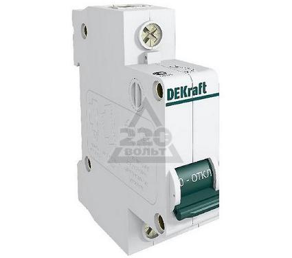 Выключатель DEKRAFT 11055DEK