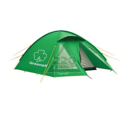 Палатка GREENELL Керри 2 V3 Зеленый