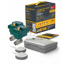 Система контроля протечки воды NEPTUN IWS Bugatti ProW 3/4