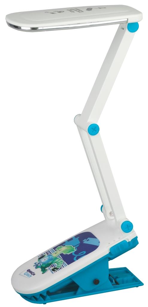 Лампа настольная ЭРА Nled-424-2.5w-bu