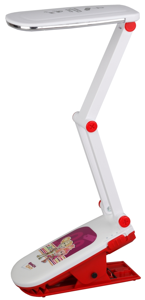 Лампа настольная ЭРА Nled-424-2.5w-r