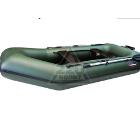 Лодка HUNTERBOAT Хантер 280 ЛТ зеленая