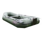 Лодка HUNTERBOAT Хантер 280 Т серая