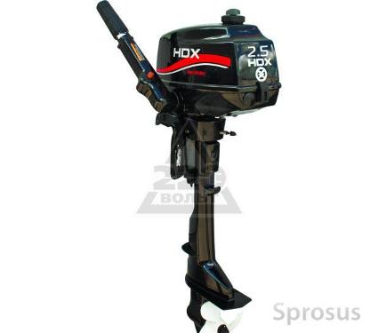 hdx лодочные моторы купить в самаре