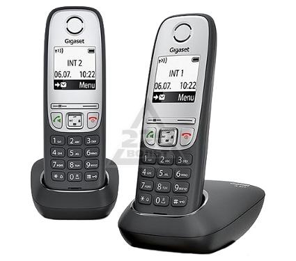 Купить Радиотелефон GIGASET A415 DUO, радиотелефоны