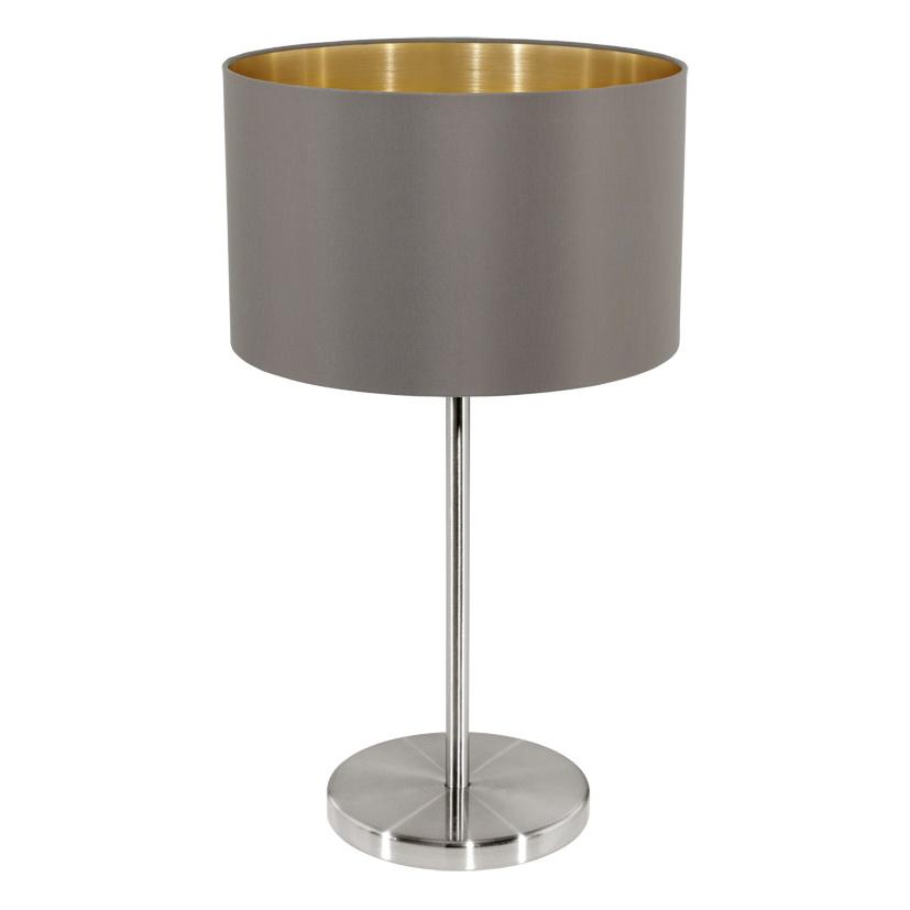 Лампа настольная Eglo Maserlo 31631 абажур из бисера для настольной лампы в спб