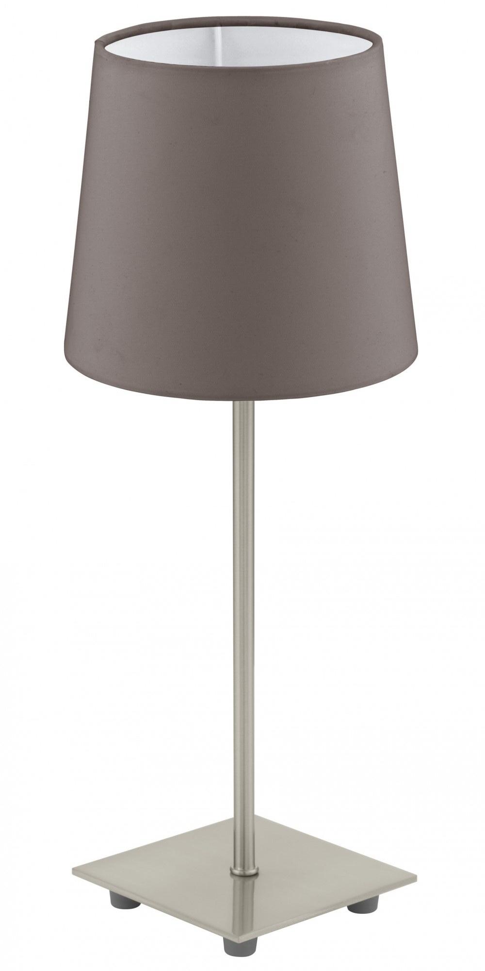 Лампа настольная Eglo Lauritz 92882 абажур из бисера для настольной лампы в спб