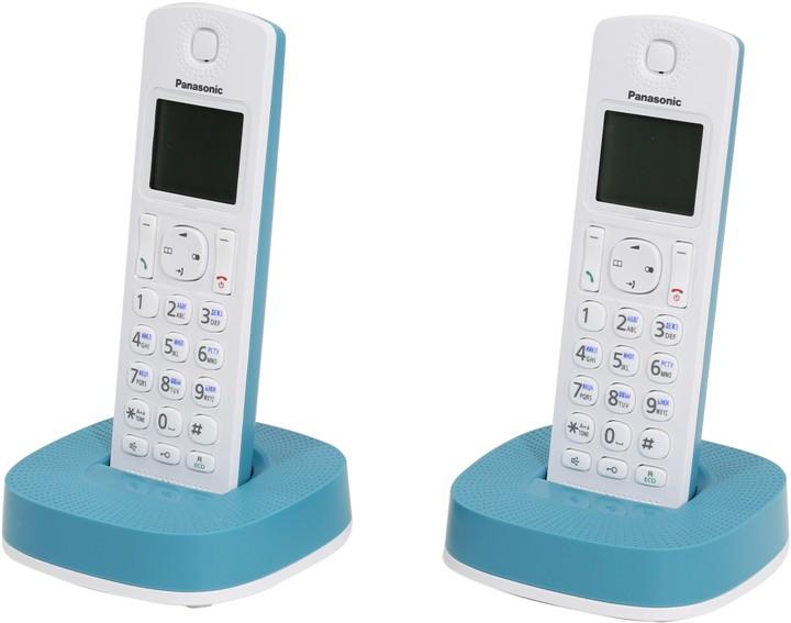 Радиотелефон Panasonic Kx-tgc312ruc радиотелефон panasonic kx tgc 310 ruc kx tgc 310 ruc