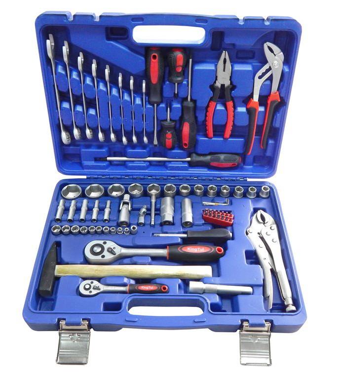 Набор инструментов Kingtul 2151/kt72