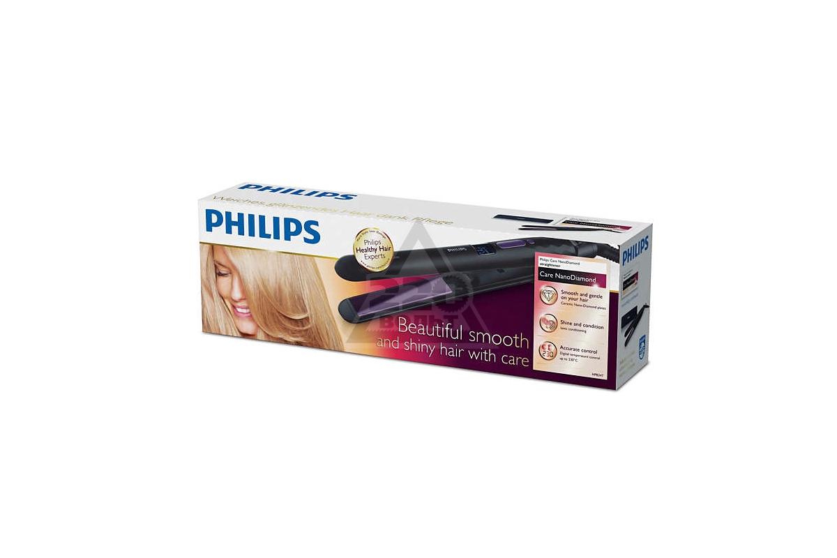 Выпрямитель для волос philips hp8347 отзывы