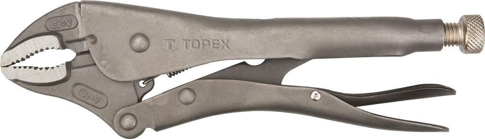Клещи Topex 32d855  клещи topex 200 мм 32d531