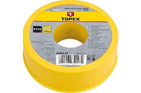 Лента уплотнительная Topex 34d093