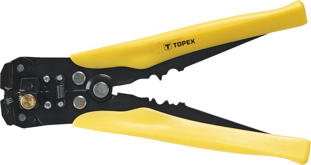 Клещи для снятия изоляции Topex 32d806