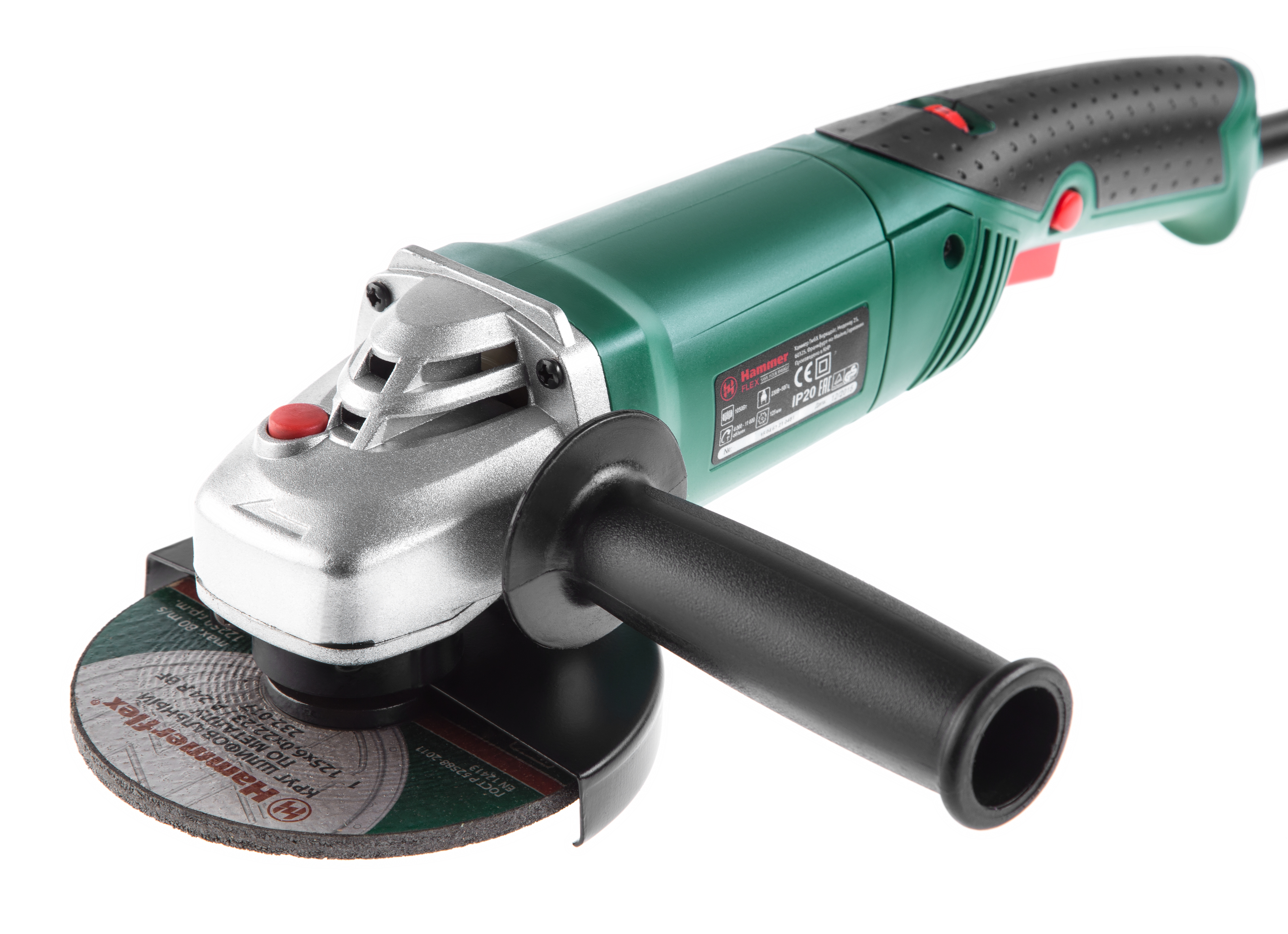 УШМ (болгарка) Hammer Usm1050a  угловая шлифмашина hammer usm1050a