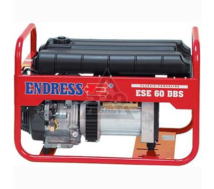 Купить Бензиновый генератор ENDRESS ESE 60 DBS, генераторы (электростанции)