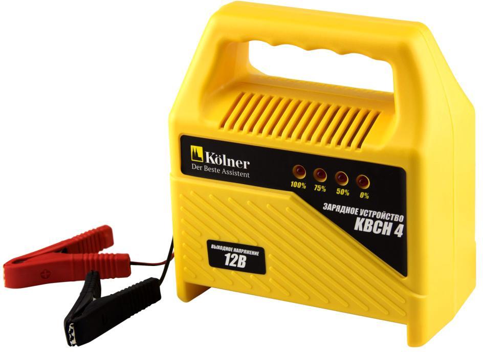 Зарядное устройство Kolner KbcН 4 kolner kbcн 4