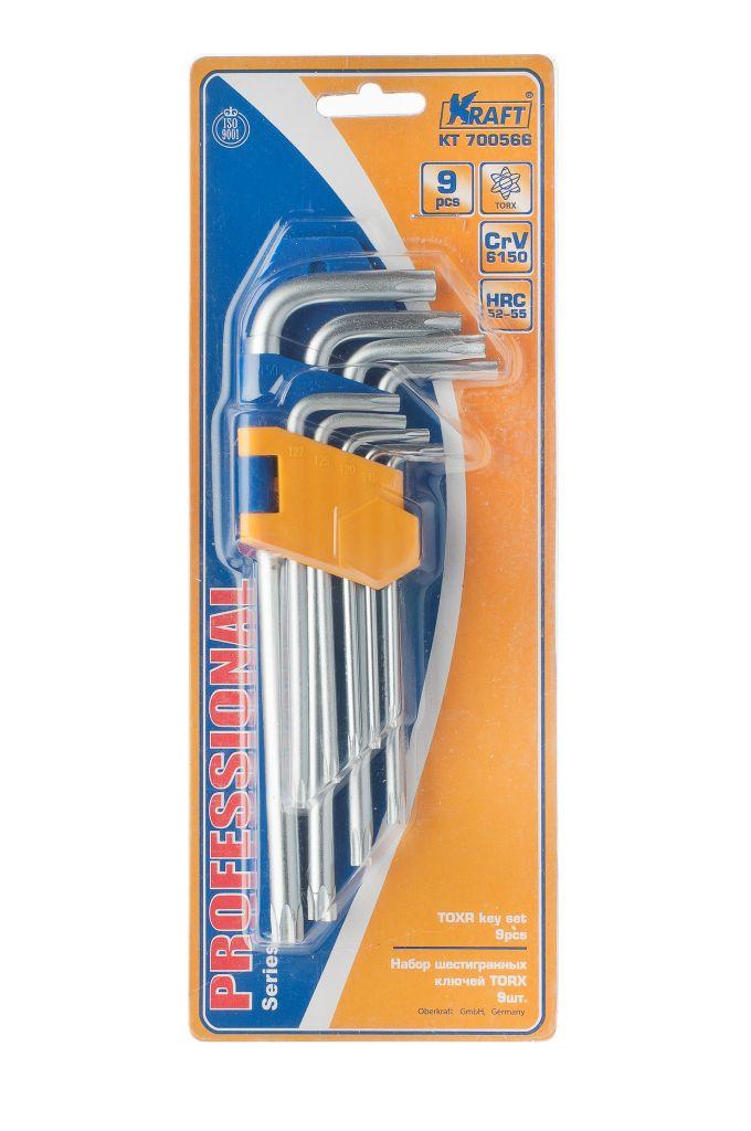 Набор ключей Kraft КТ 700566