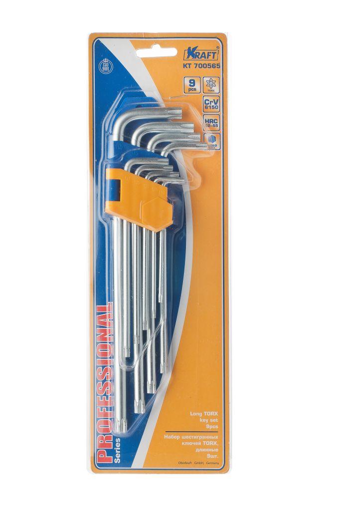 Набор ключей Kraft КТ700565