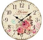 Часы настенные IRIT 642 Розы