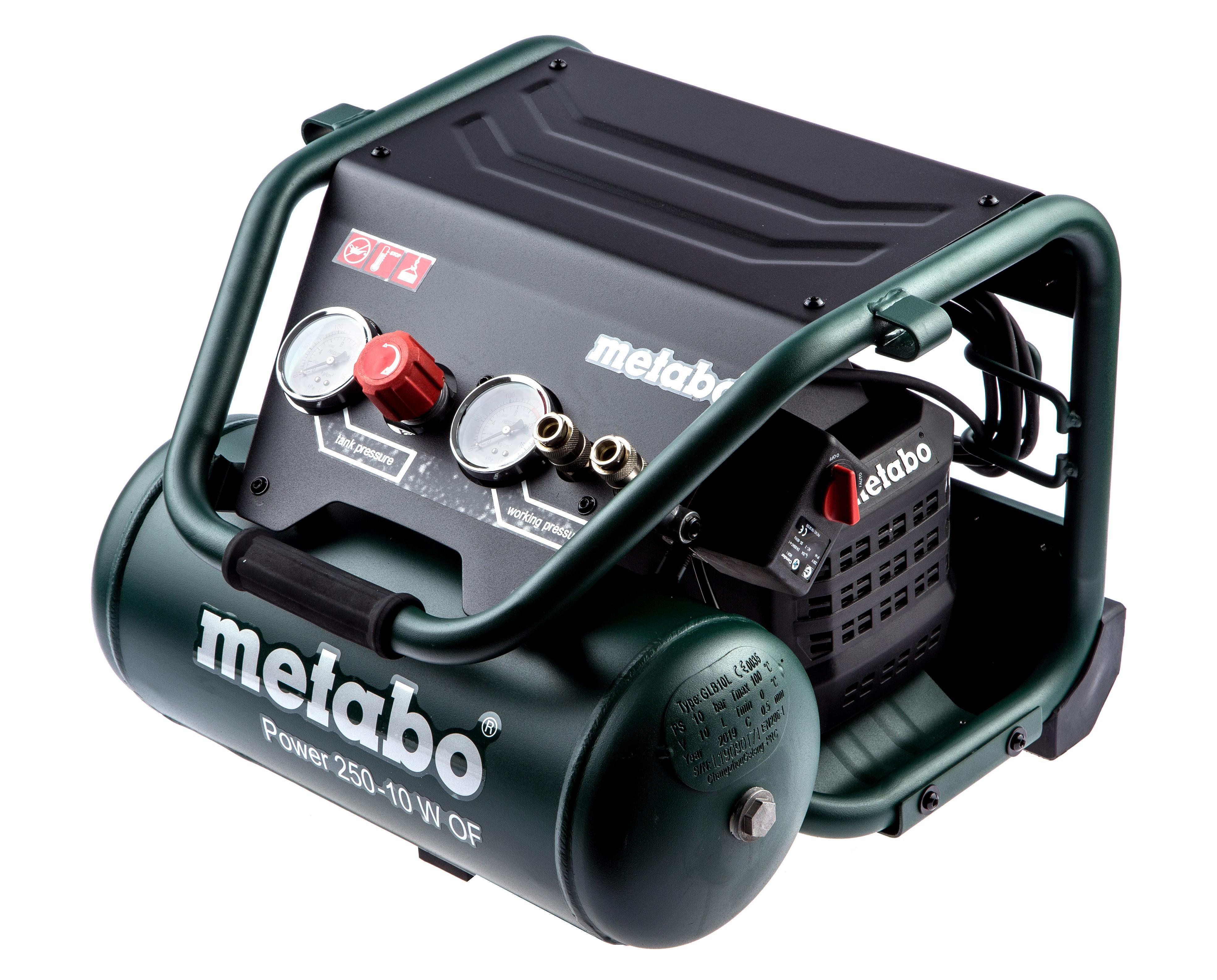 Компрессор Metabo Power250-10wof (601544000)