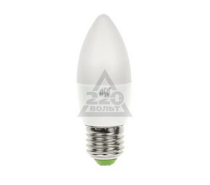 Лампа светодиодная ASD LED-СВЕЧА-standard 7.5Вт 160-260В Е27 3000К