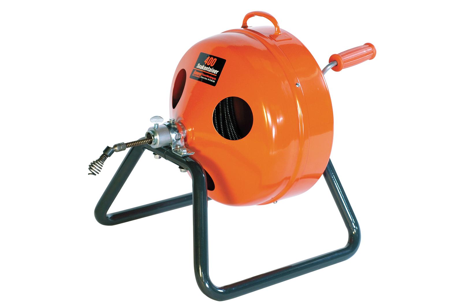 Прочистная машина General pipe 450fl3-dh