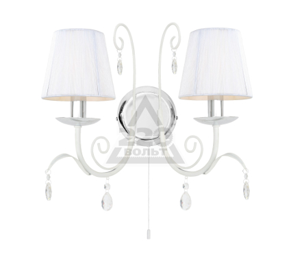 Бра ARTE LAMP ROMANA SNOW A1743AP-2WH