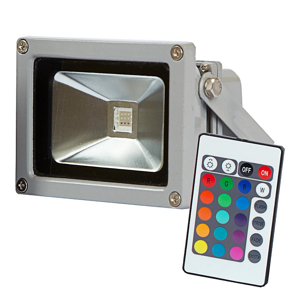 Прожектор светодиодный ЭКОРОСТ 518-010