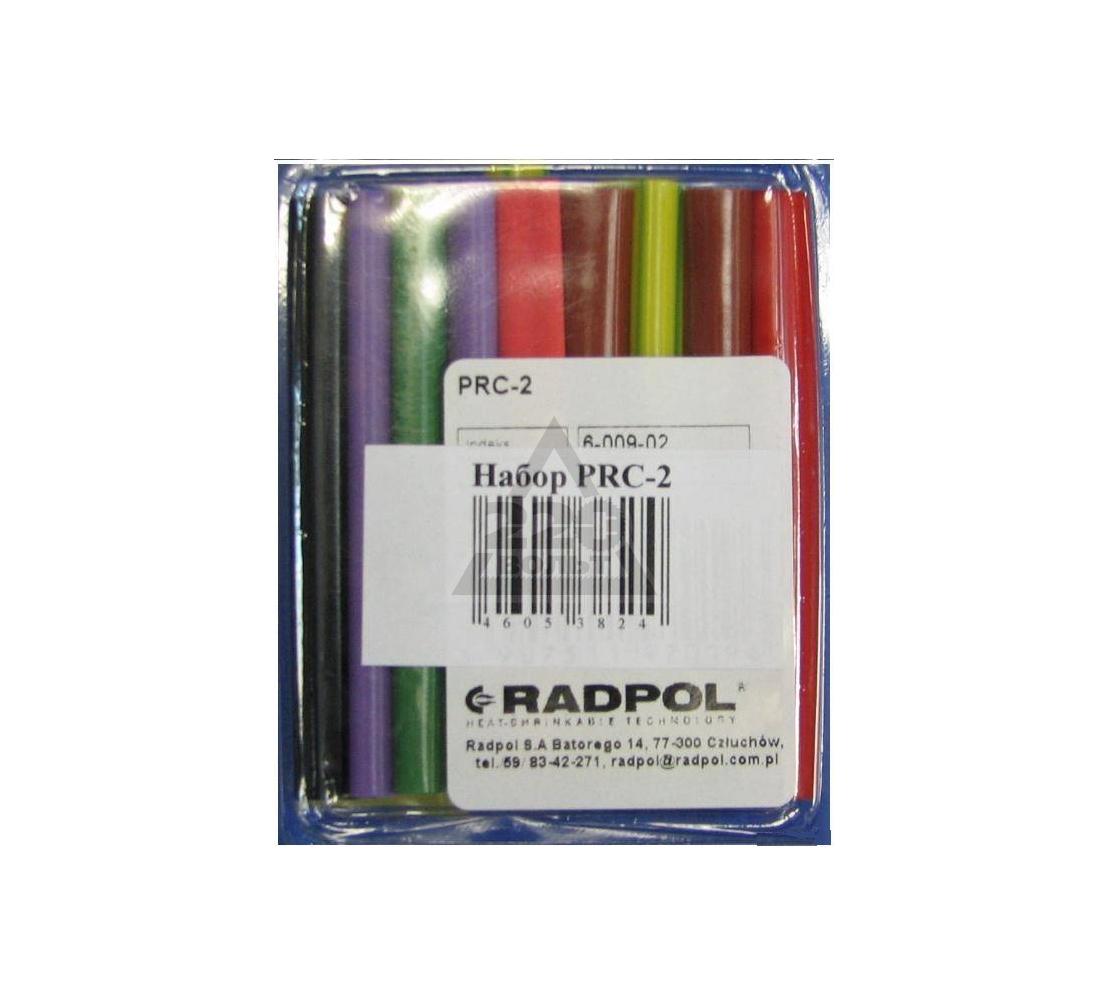 Термоусадочная трубка RADPOL PRC-2