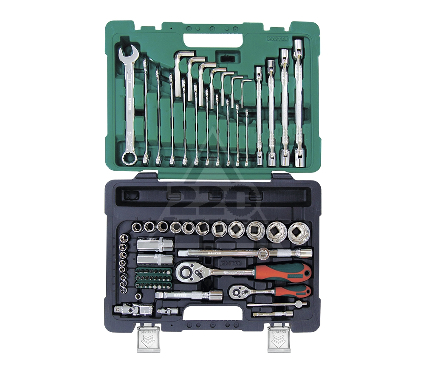 Набор инструментов MASTER 408177-M