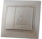Выключатель LEZARD 701-3030-109