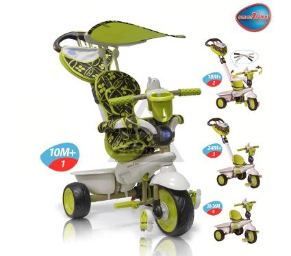 Детский велосипед 1TOY 8000800