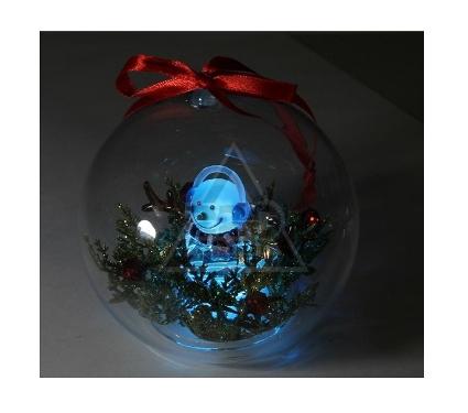 Купить Фигура новогодняя КОСМОС 390940, новогодние светильники