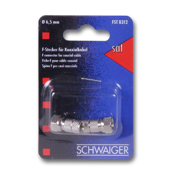 Разъем Schwaiger 23052 6
