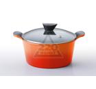 Жаровня FRYBEST ORCV-L24 Orange