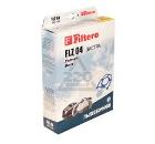 Мешок FILTERO FLZ 04 ЭКСТРА для пылесоса синтет микроволокно microfib 3шт.