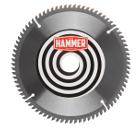 Диск пильный твердосплавный HAMMER 210х30/20мм 80 зуб.