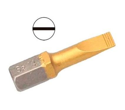 Бита HAMMER PB SL-1,2*6,5 25мм (2шт.)