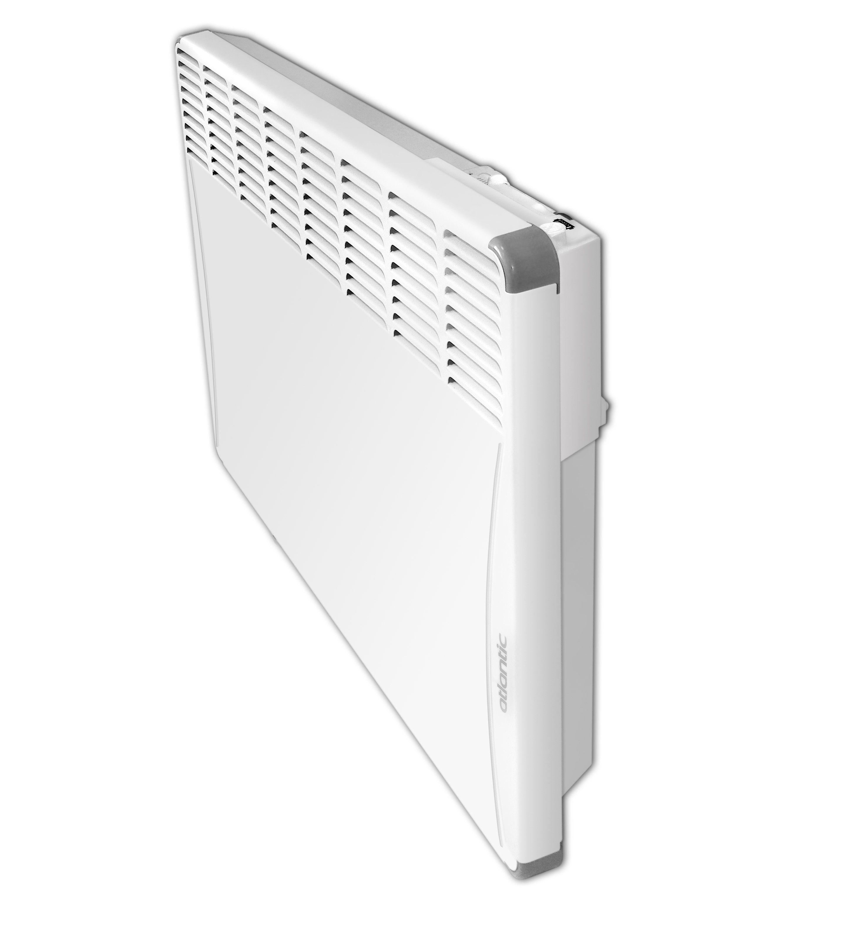 Конвектор Atlantic F117 design 1000w plug