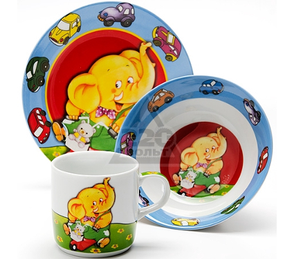 Набор посуды MAYER&BOCH 24021 Слон