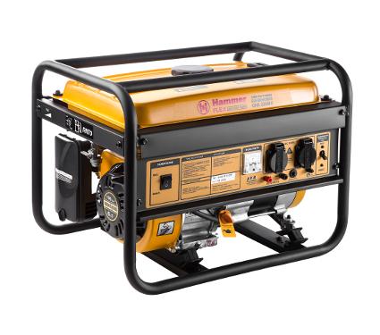 Купить Бензиновый генератор HAMMER GNR 2200 LE бензиновый, генераторы (электростанции)