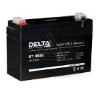 Аккумулятор для ИБП DELTA DT 4035