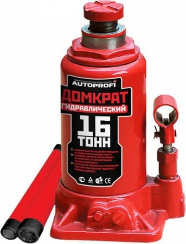 Домкрат Autoprofi Dg-16